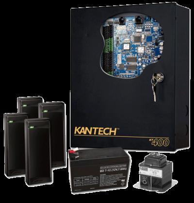 Système de contrôle Kantech 400