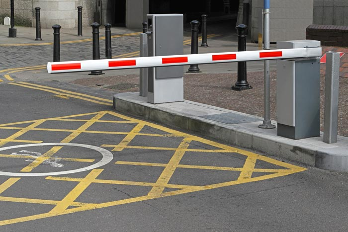 Parking barrière GTS Sécurité