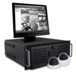 Des équipements d'enregistrement et de surveillance vidéo